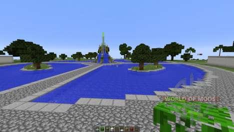 Beach Hotel pour Minecraft