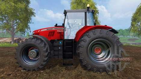 Massey Ferguson 8737 v3.0 pour Farming Simulator 2015