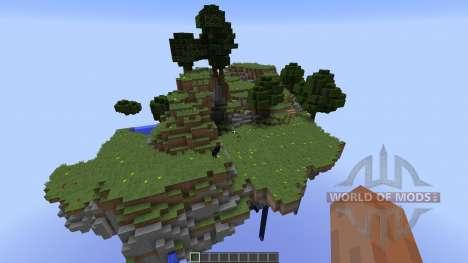 Floating Island für Minecraft