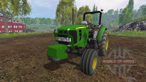 John Deere 5055 v2.0 für Farming Simulator 2015