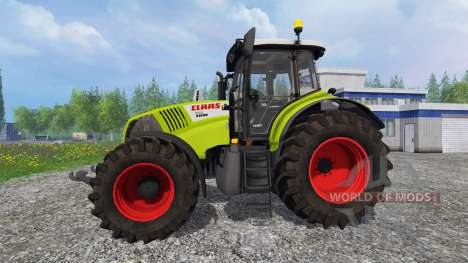 CLAAS Axion 850 v6.0 pour Farming Simulator 2015