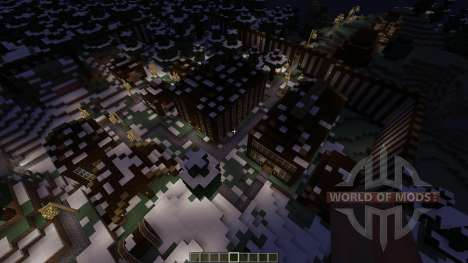 Medieval Village Survival pour Minecraft