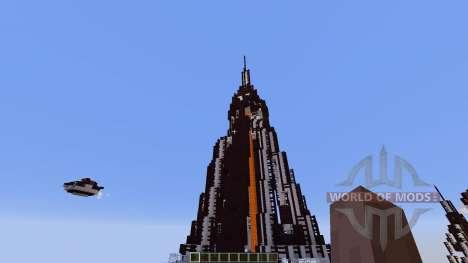 Space lobby [1.8][1.8.8] pour Minecraft
