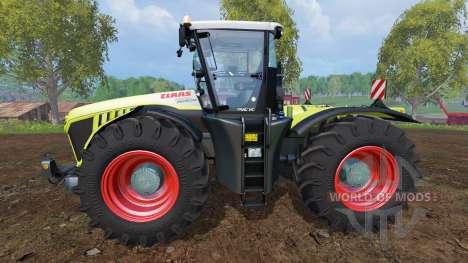 CLAAS Xerion 4500 pour Farming Simulator 2015