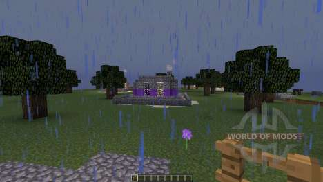 Animal Crossing New Leaf in Minecraft pour Minecraft