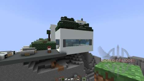 A Large Modern House [1.8][1.8.8] pour Minecraft