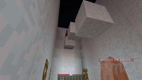 Snowy Planes Parkour [1.8][1.8.8] pour Minecraft