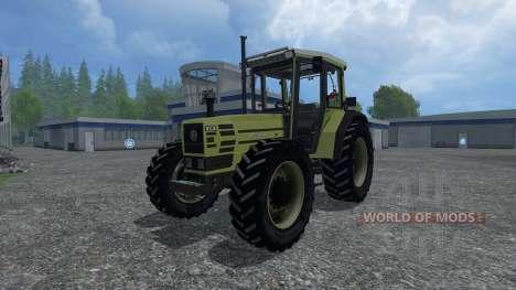 Hurlimann H5116 für Farming Simulator 2015