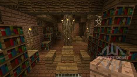 A Medieval Inn für Minecraft