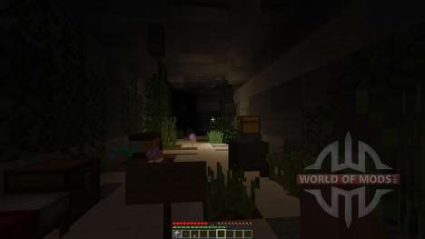 The Walking Dead Adventuremap pour Minecraft