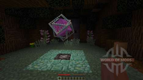 Crawler descent pour Minecraft