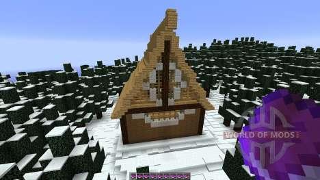 Survival Games: Frost Bite pour Minecraft
