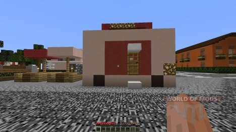 Minecropolis pour Minecraft
