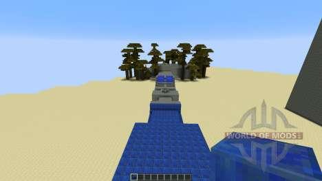 1vs1 Race für Minecraft