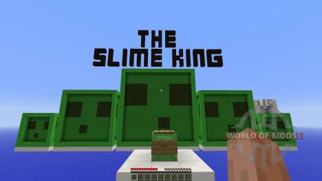The Slime King pour Minecraft
