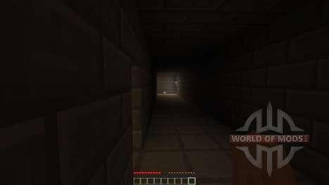 Escape From Zanzer Tems Dungeon [1.8][1.8.8] pour Minecraft