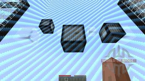 Micro Cubes Survival [1.8][1.8.8] pour Minecraft