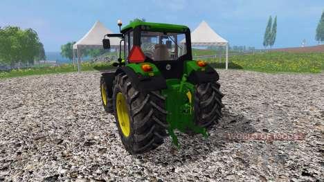 John Deere 6150M für Farming Simulator 2015