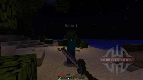 Minigame DEAD ZOMBIE [1.8][1.8.8] für Minecraft