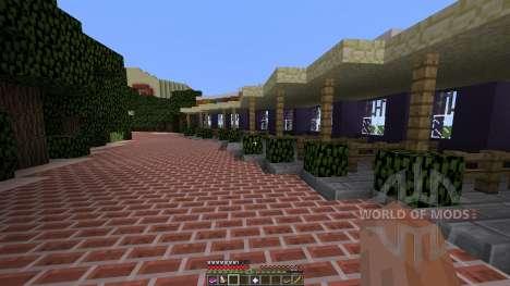 Self-Created-Disneyland für Minecraft