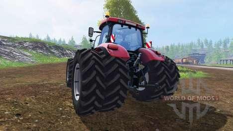 Case IH Puma CVX 200 v2.0 pour Farming Simulator 2015
