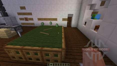 Open the door pour Minecraft