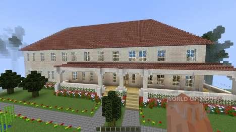 Modern Southern Mansion [1.8][1.8.8] pour Minecraft