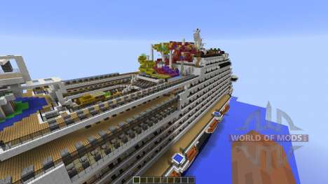 Carnival Vista für Minecraft