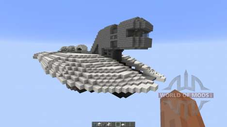 Balkon Light Frigate für Minecraft