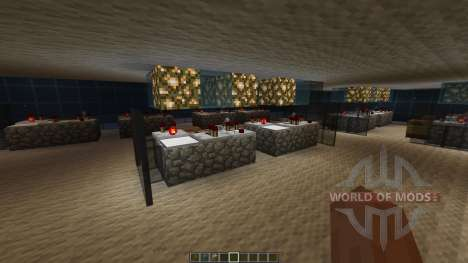 Greenfield Project New Greenfield pour Minecraft