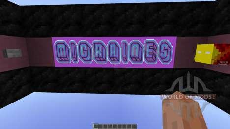 Migraines Puzzle [1.8][1.8.8] für Minecraft