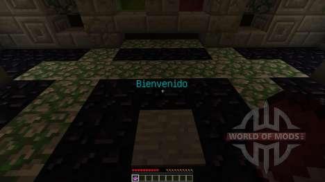 Ephemeral Maze für Minecraft
