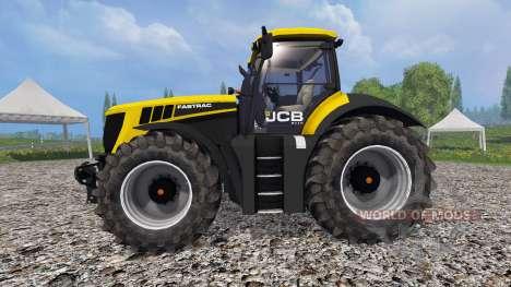 JCB 8310 Fastrac v4.1 pour Farming Simulator 2015