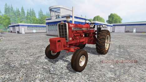 Farmall 1206 fix pour Farming Simulator 2015