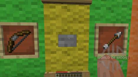 Wizard Boss Battle pour Minecraft