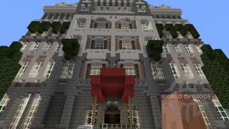 Hotel del Craft pour Minecraft