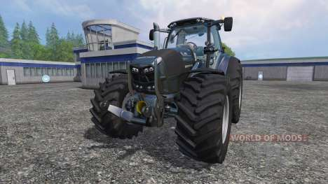Deutz-Fahr Agrotron 7250 TTV warrior v3.0 für Farming Simulator 2015