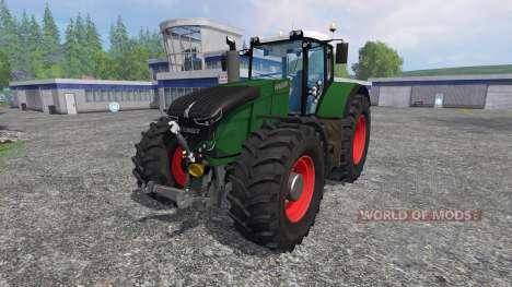 Fendt 1050 Vario v2.0 pour Farming Simulator 2015