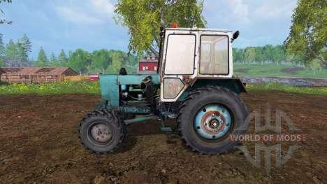 UMZ-CL 4x4 pour Farming Simulator 2015