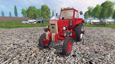 MTZ-80 v1.3 pour Farming Simulator 2015