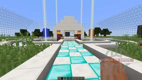 Server Spawn für Minecraft