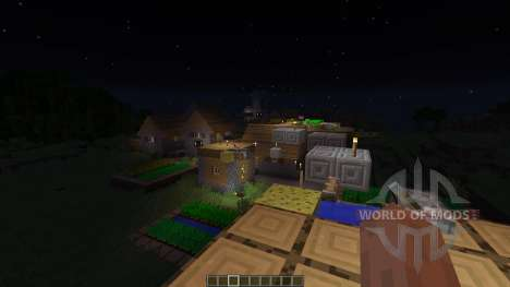 The Dome Parkour für Minecraft