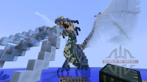Lucky Blocks Dragons [1.8][1.8.8] pour Minecraft