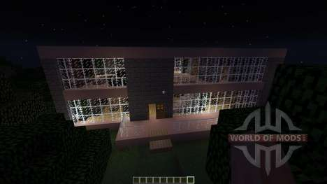 Modern Mansion pour Minecraft