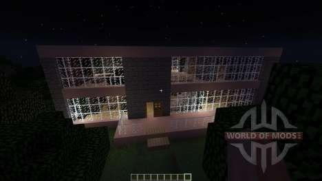Modern Mansion für Minecraft