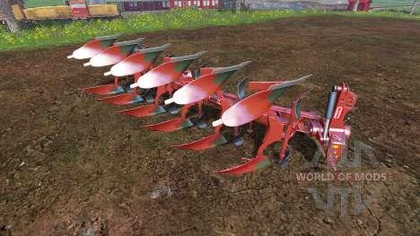 Maschio Lelio 6 v2.0 für Farming Simulator 2015