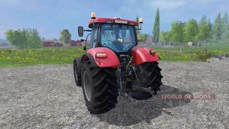 Case IH Puma CVX 160 v3.0 pour Farming Simulator 2015