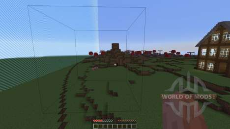 Hunger Games pour Minecraft