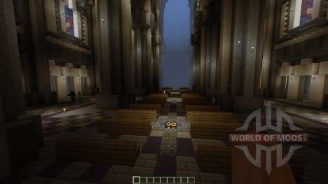 17th Century Cathedral [1.8][1.8.8] pour Minecraft