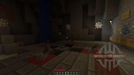 Ore Whacker Map [1.8][1.8.8] für Minecraft